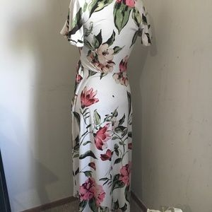 by & by Dresses - Beautiful floral dress for summer ❤️❤️😘😘